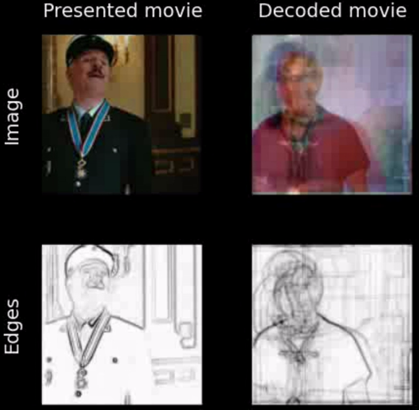 "New video posted, ""Using Image Processing to improve reconstruction of movies from brain activity"""